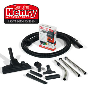 Genuine Henry Complete Replacement Kit + 5 HepaFlo Filter Bags