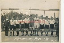 Foto, Spieler vom Fußballverein Forth, 1931, (W)1094
