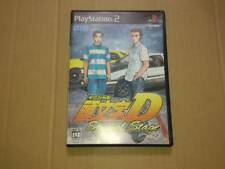 PS2 Initial D Special Stage PlayStation 2 Japan