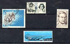 Mexico Valores del año 1965-74 (BW-311)