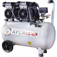 PRO Druckluft Kompressor Flüsterkompressor Ölfrei 2200 Watt 50L Leise Silent