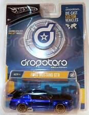 Hot Wheels Dropstars 2005 Ford Mustang GTR Blue Road Racer '05 - 1:50 Scale