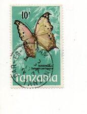 Tansania-Briefmarken
