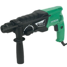 Hitachi DH26PX Rotary SDS+ 3 Mode Hammer Drill & Case for Masonry Concrete