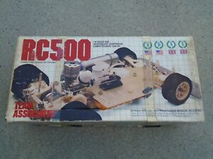 Vintage Team Associated RC500 4WD OPS 1/8 Rc Car Box Only