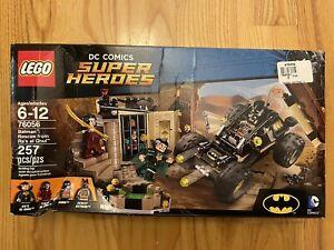 LEGO DC Super Heroes 76056 Batman Rescue from Ra's al Ghul - Emp Coll - see desc