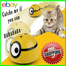 Best Cat Toy Of 2020 - Catch Me If You Can Interactive Cat Toy For Kittens -dogs