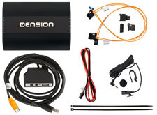 Dension gw52mo1 Bluetooth Manos libres iPhone 3gs 4s 4 audi mmi2 Basic High