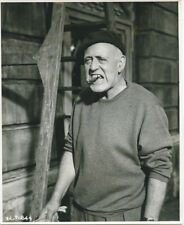 Alastair Sim original 1950's 8x10 photo with cigar Left Right and Centre movie