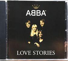 ABBA Love Stories RARE OZ CD