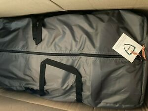 Crua Outdoors Culla Maxx 3 Person Insulated Temperature Noise Light Tent Camping