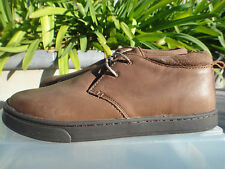 KA LAE  OluKai Brown Lace Up Leather/Suede Ankle Boot w/Non Marking Sole Sz 7M