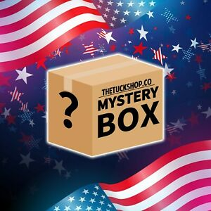 American Candy Gift Box - Small, Medium or Large - 100's of brands in stock!