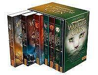 Warrior Cats. Staffel 4/01 - 06. Zeichen der Sterne von Erin Hunter (2019, Taschenbuch)