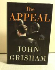 John Grisham, THE APPEAL 1st Edition, Signed, 2008, Hardcover, VGC