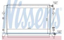 NISSENS Radiador, refrigeración del motor VOLKSWAGEN GOLF SEAT LEON AUDI 65294