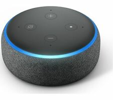 Amazon Echo Dot (3rd Generation) Smart Speaker with Alexa - Charcoal 1