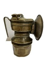 New listing Antique Brass Guys Dropper Miners Carbide Lamp.