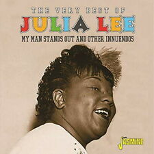 JULIA LEE-MY MAN STANDS OUT AND OTHER INNUENDOS-IMPORT CD WITH JAPAN OBI E78