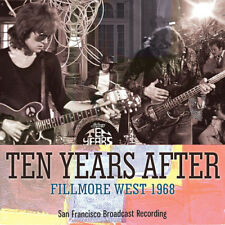 Ten Years After : Live at the Fillimore West CD (2018) ***NEW*** Amazing Value