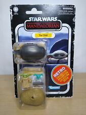 Star wars The Mandalorian Retro Collection The Child New And Sealed.