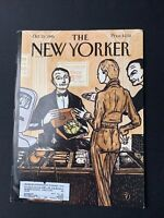 The New Yorker Magazine October 1995 - Buster Keaton