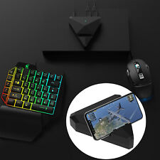 G5 Bluetooth PUBG Mobile Keyboard Mouse Adapter Converter For Android IOS Phone