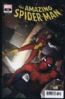 Amazing Spider-Man Vol 5 #41 Cover B Variant Ryan Brown Spider-Woman Cover