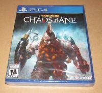 Warhammer Chaosbane (Sony Playstation 4) Brand New  Fast Shipping