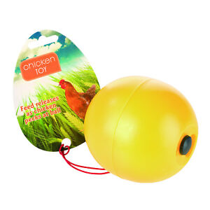 Mamma Pro Chicken Toy Ball - Toy For ChickensTreats