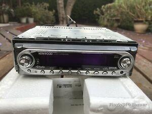New KENWOOD KDC-MP6025 In Dash Car Audio MP3 WMA Player HD Radio Sirius 200W