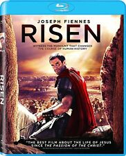 Risen JOSEPH FIENNES (Blu-ray, Includes Digital Copy) - NEW!!