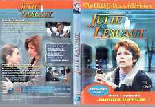 DVD Julie Lescaut episode 0 et 1 | Serie TV | Lemaus