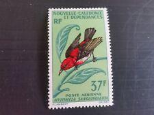 NEW CALEDONIA 1966 SG 414 BIRD MNH