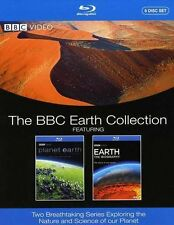 The BBC Earth Collection: Planet Earth / Earth: The Biography [Blu-ray], New DVD