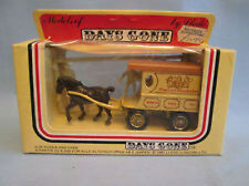 """Lledo Models of Days Gone Horse Drawn Delivery Van """"Fine Lady Bakeries"""""""