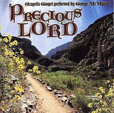 Mcmorran, George Precious Lord Acapella Gospel CD