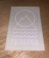 Never Before Seen Extremely RARE Patagonia Window Stickers