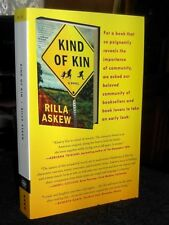 Kind of Kin by Rilla Askew 2013 Arc Advance Readers / Uncorrected Proof Copy Ln