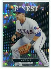 2013 Finest Atomic Refractor 79 Mike Olt Rookie 5/5