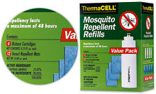 THERMACELL MOSQUITO REPELLENT REFILLS - Value Pack
