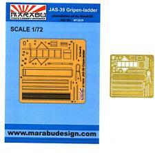 Marabu Models 1/72 SAAB JAS-39 GRIPEN LADDER Photo Etch Detail Set