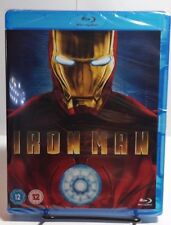 Marvel's Iron Man (Blu-ray, 2008, Region Free)Brand NEW (Sealed) - Free Shipping