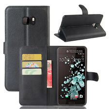 For HTC U Ultra Wallet Stand Cover With Card Holder Case For HTC U Ultra (5.7)