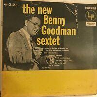 BENNY   GOODMAN   SEXTET            LP         THE  NEW