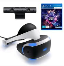 PlayStation VR for PS4 +  + PS4 camera + PS MOVE Twin Pack