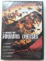 La Menace des Fourmis Tueuses DVD NEUF SOUS BLISTER Film d'horreur Peter Manus