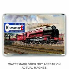RETRO  KITMASTER DUCHESS  KIT BOX ARTWORK JUMBO Fridge / Locker Magnet