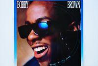"Bobby Brown,Every little step,12""Maxi single,Vinyl,VG+,VG+,1989,257562-0"