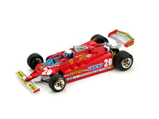 Ferrari 126CK Turbo GP Usa Ovest 1981 Pironi #28 Race + Driver 1:43 2011 Model